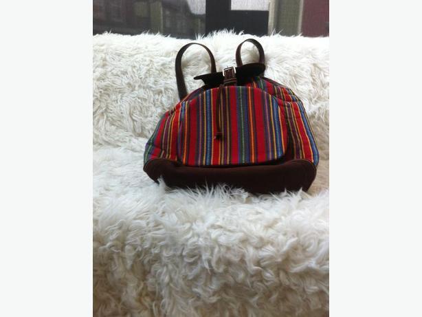 Guatemalan Back Pack