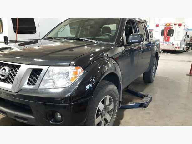 2013 nissan frontier pro 4x leather navi for sale in parksville outside comox valley campbell. Black Bedroom Furniture Sets. Home Design Ideas