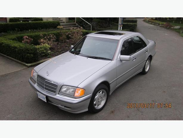 1998 mercedes benz c280 for sale saanich victoria. Black Bedroom Furniture Sets. Home Design Ideas