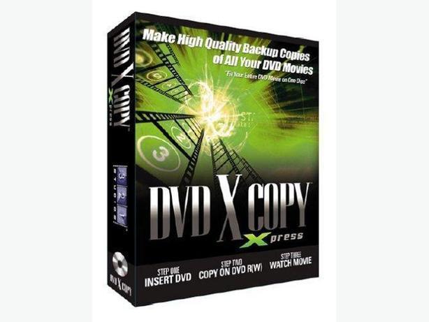 Like New DVD X Copy Xpress Software - $10