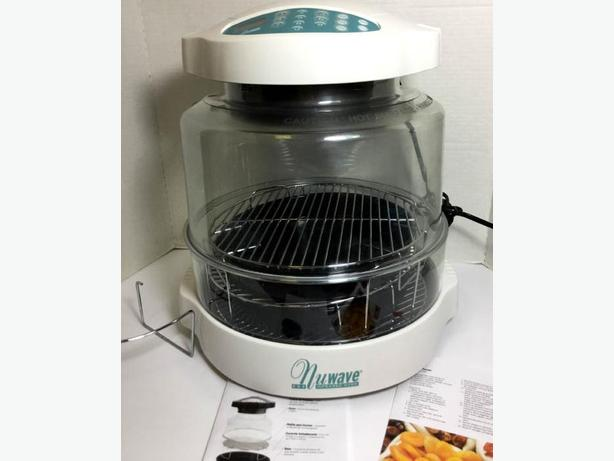 NuWave Infrared OVEN------FIRM------