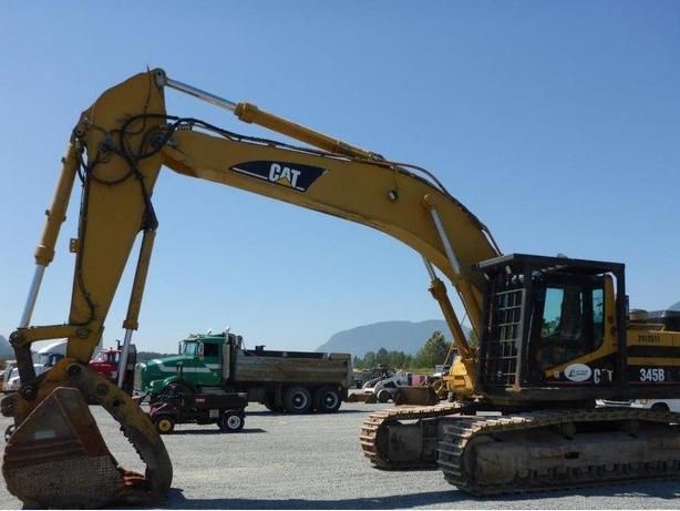 Cat 345 BL Excavator Parts