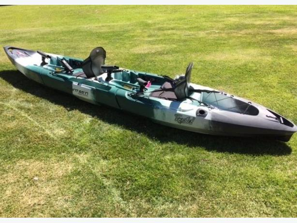 WANTED TEQUILA ANGLER POINT 65KAYAK