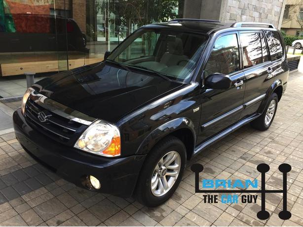 2005 suzuki grand vitara xl 7 4x4 victoria city victoria. Black Bedroom Furniture Sets. Home Design Ideas