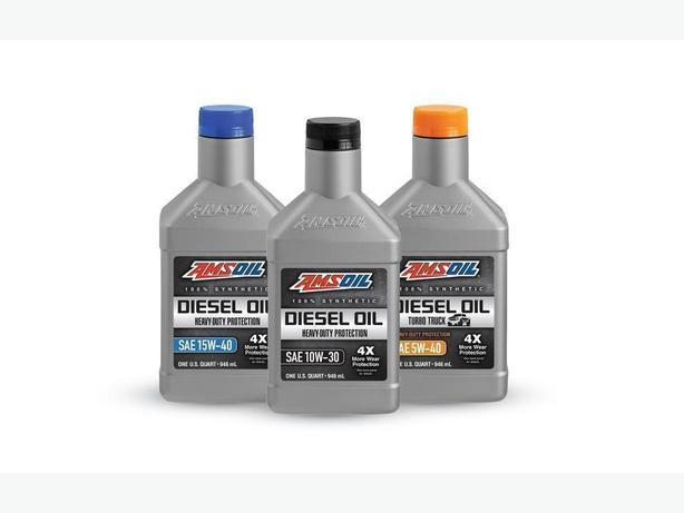 Heavy-Duty Synthetic Diesel Oil