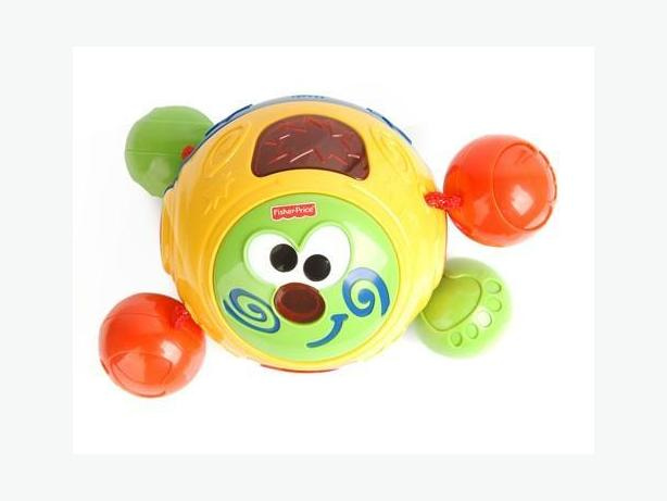 Fisher Price Touch and Crawl Friend