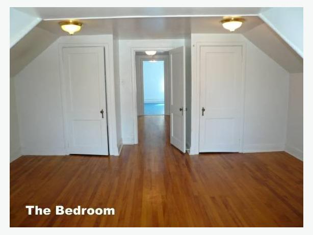 Large Upstairs 1-Bedroom Apartment in Hull
