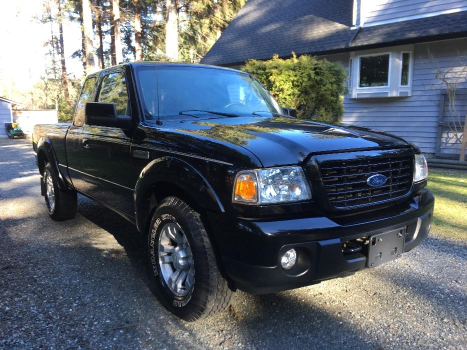 Ford Ranger For Sale Vancouver Island