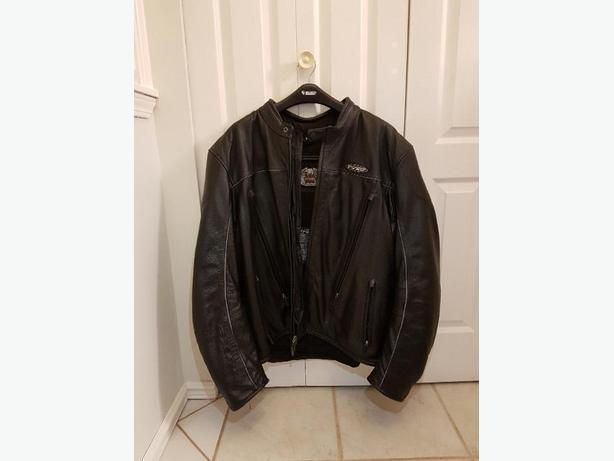Harley Davidson FXRG Jacket, pants & gloves