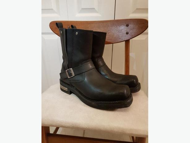Harley Davidson Boots Size 13