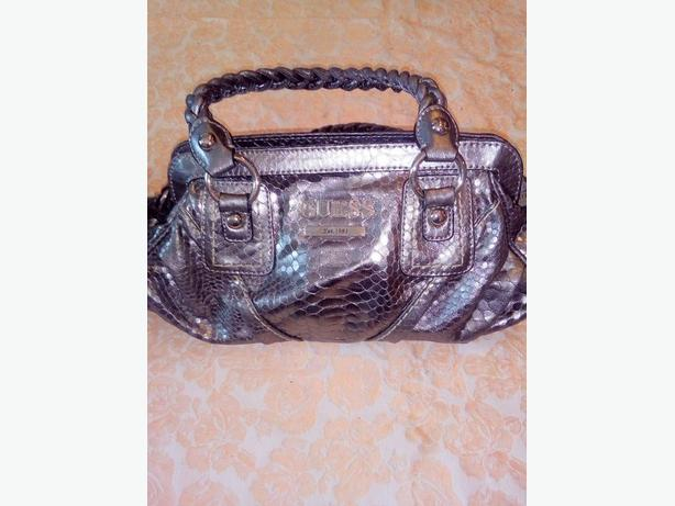 Guess and Tommy Hilfifer purses
