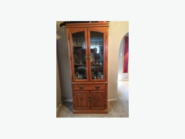 China Cabinet or Book Case