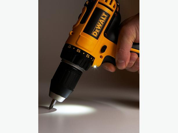 Quality Dewalt ½ inch cordless drill with 2 batteries