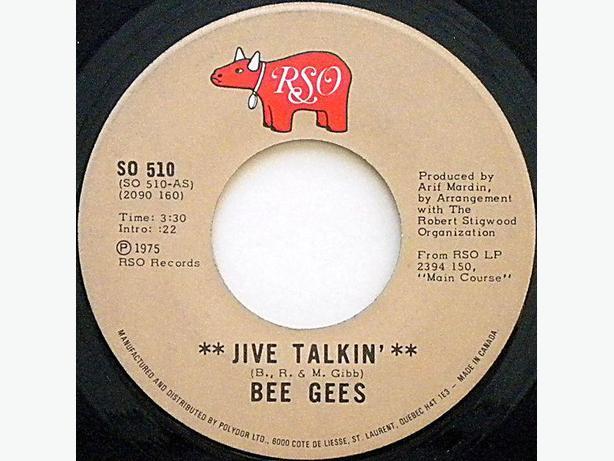 Seventies/Disco 45 RPM Records