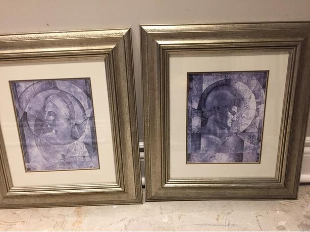 Roman Duo Prints
