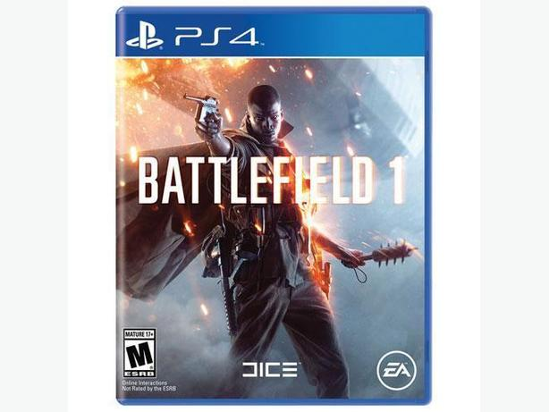 Battlefield 1 - PS4. Excellent condition - $40
