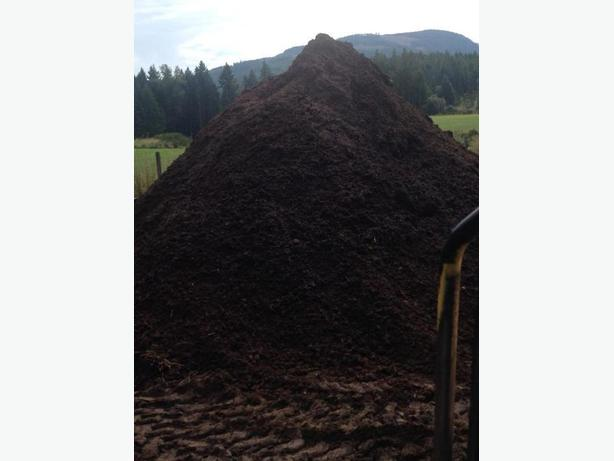 WELL AGED COW MANURE / GARDEN MIX