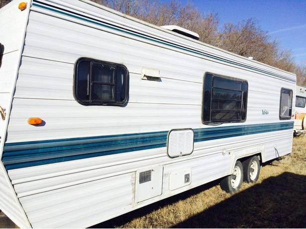 1996 Dutchman camper trailer