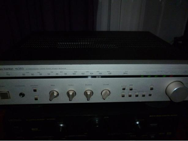 Harman Kardon HK385i Stereo Receiver Phono Amplifier
