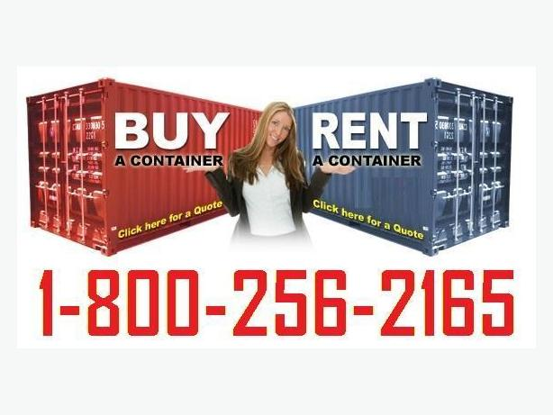Shipping Conatainer RENT & SALE with low interest on Finance