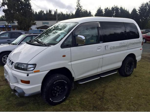 2001 Mitsubishi Delica, L400, Series 2, High Roof, Chamonix Edition