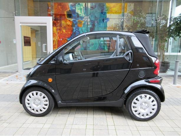 2005 Smart FORTWO pure cdi Convertible - ON SALE! - LOCAL! - NO ACCIDENTS!