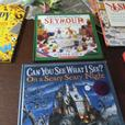 Collection of I Spy Books and Can you See What I see?
