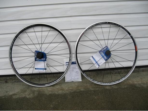 Campagnolo Khamsin Wheelset