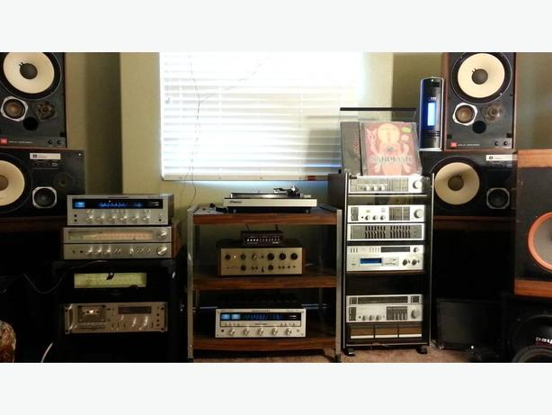 WANTED: Paying CA$H clean out your unwanted old Stereo Audio stuff