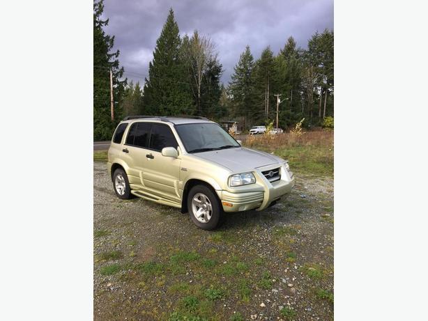2000 SUZUKI GRAND VITARA 4X4 LOW LOW 121500 KM