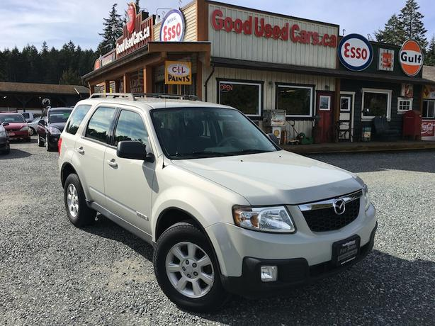 2008 Mazda Tribute AWD - Automatic with Air Conditioning - Only 156,000 KM!