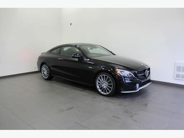 2017 Mercedes-Benz C43 AMG 4MATIC Coupe