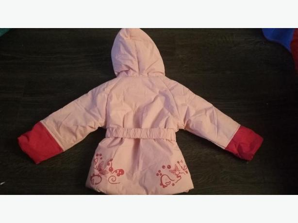 Pink Butterfly Coat