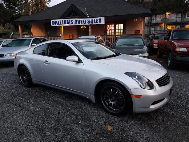 2006 Infiniti G35 Coupe West Shore Langford Colwood