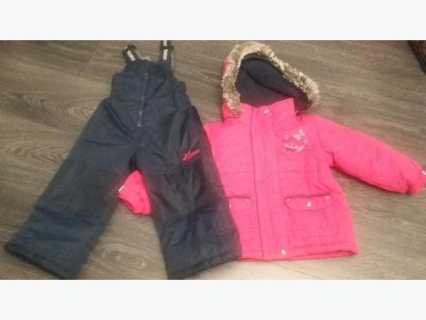 OshKosh Winter Coat and Snowpants