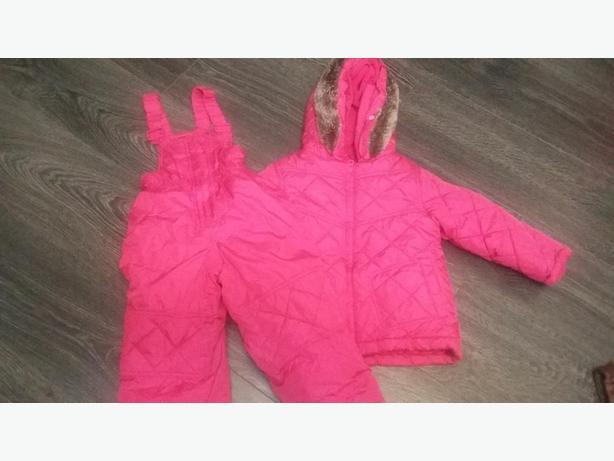 Joe Fresh Winter Coat with Hood and Snowpants