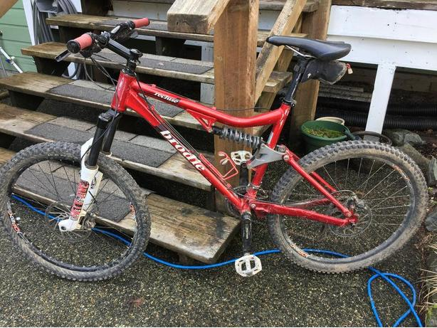 Brodie Recluse mountain bike