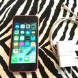 iPhone 5c UNLOCKED Pink Good Condition 16GB