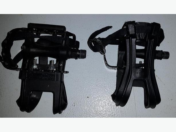 mtb pedals great condition