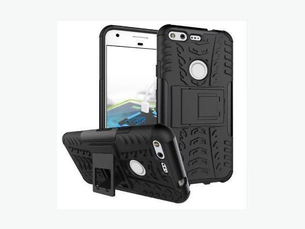 New Rugged Armor Hybrid Case for HTC Google Pixel 5 Inch