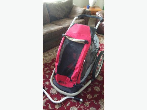 mountain equipment co-op bike trailer and stroller