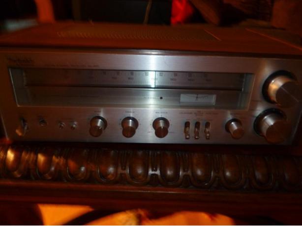 Vintage Technics SA-200 AM/FM Stereo Receiver Phono Amplifier
