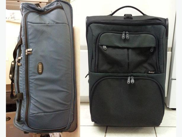 Suitcases (x2) - Good Used Condition