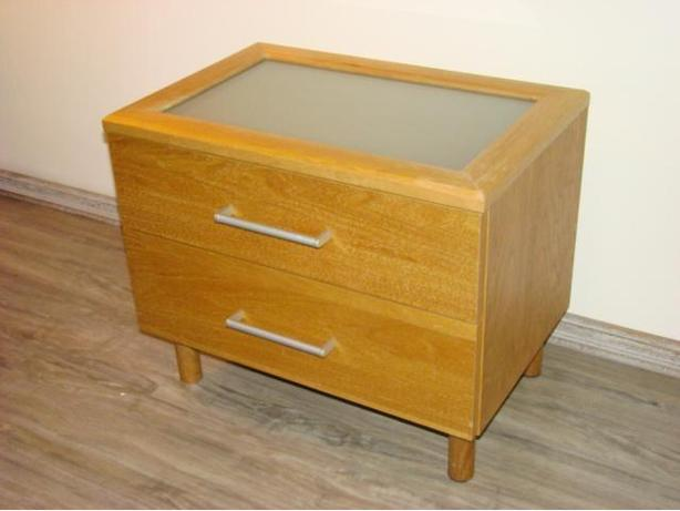 Contemporary Well Made Night Stand