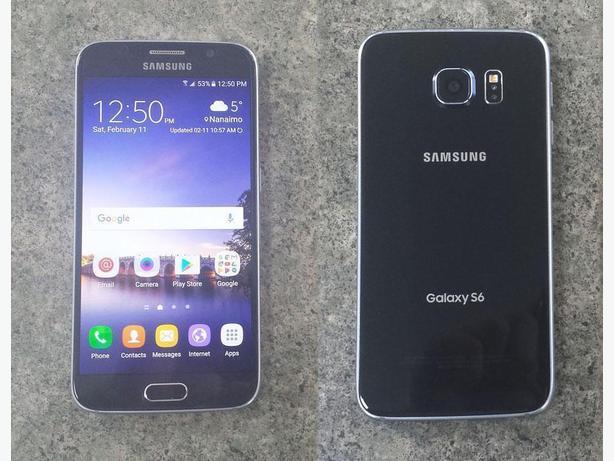 Samsung Galaxy S6 Telus/Koodo 32GB like new condition.