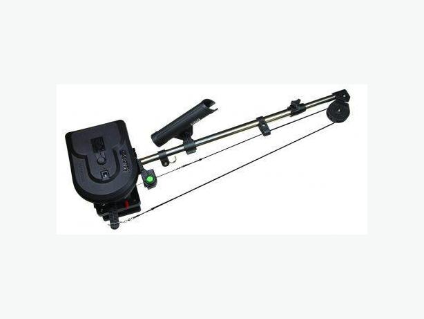 "WANTED: Scotty 60"" Downriggers"