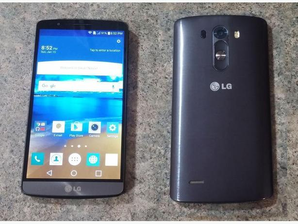 LG G3 Factory Unlocked with 32GB in good condition