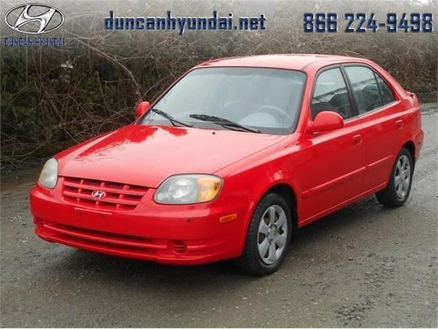 2005 Hyundai Accent GL Auto