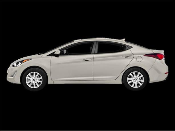 2014 Hyundai Elantra Limited With Navigation Certified, Navigation, Lea