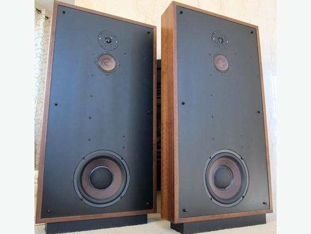 BOSTON ACOUSTICS A200 HUGE SPEAKERS LIKE TANNOY *MADE IN U*S*A*